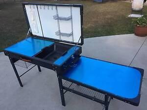 Folding Camp Kitchen/table Edmonton Cairns City Preview
