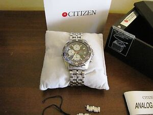Orologio cronografo Citizen promaster completo box garanzia - Italia - Orologio cronografo Citizen promaster completo box garanzia - Italia