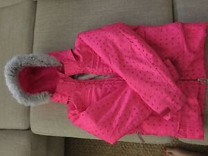 Girls good quality ski jacket and pants - size 8 Forest Lake Brisbane South West Preview