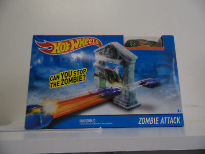 Hot Zombie Girls (Hot Wheels Zombie Attack Track)