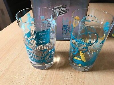 2er Set Ritzenhoff Softdrink-Glas, Inhalt  300 ml Soft-drink-glas