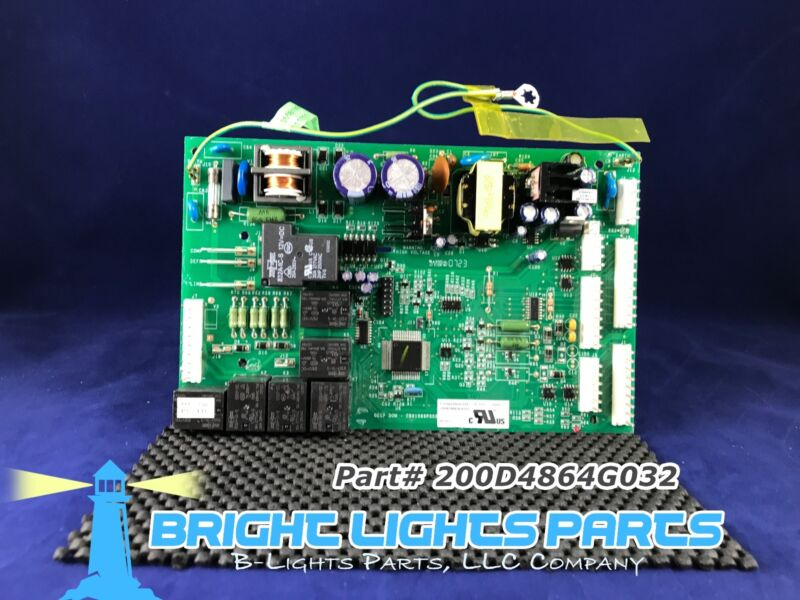 Ge Main Control Board For Ge Refrigerator 200d4864g032 Green
