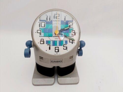 Vintage Casio Robot Alarm Clock 1980