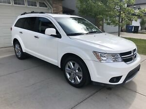 2012 Dodge Journey AWD R/T