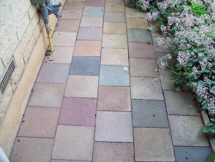 WANTED  CONCRETE PAVERS