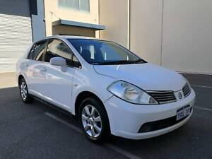 2008 NISSAN TIIDA *AUTOMATIC  *LOW KMS *15 MONTHS FREE WARRANTY* Malaga Swan Area Preview