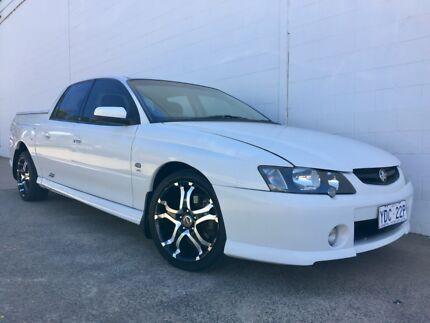 HOLDEN 2004 VY II SS CREWMAN Fyshwick South Canberra Preview