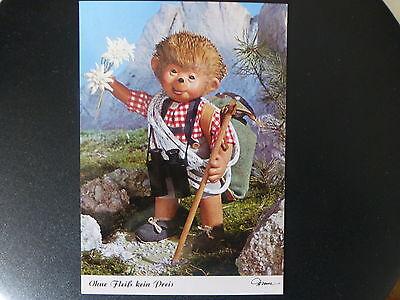Postkarte AK Mecki Nr. 475 * Ohne Fleiß kein Preis *