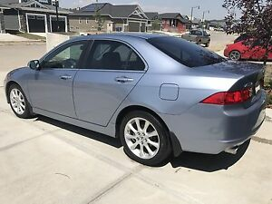 2007 Acura TSX with only 69,900 km $12,500