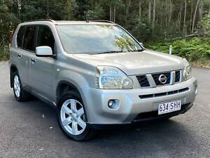2010 Nissan X-Trail TS Wagon Cooroy Noosa Area Preview