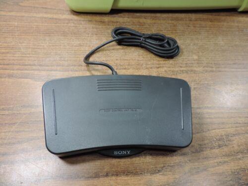 Sony FS-80 Foot Control Unit for Recorder/Transcriber