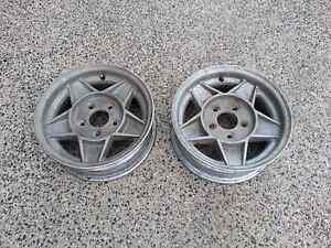 "HT 13"" alloy trailer rims x2 Lee Point Darwin City Preview"