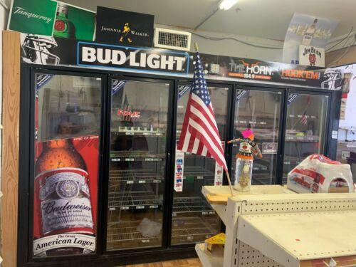 CCI Commercial 5 Door Walk In Display Cooler/ Freezer