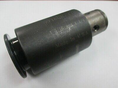 Parlec 7717qr-118 Numertap 700 Bilz Quick Change 1-3161-14 M30 Tap Adapter