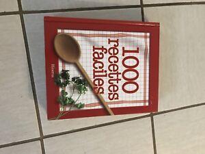 Livre pour cuisiner