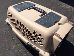 Small pet carrier.