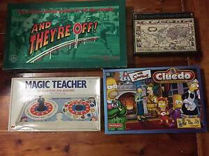 Board games and other Glenelg Holdfast Bay Preview