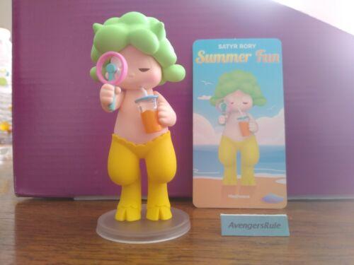 Pop Mart Seulgie Satyr Rory Summer Fun Mini Figure Heatwave