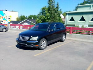 2005 Chrysler Pacifica Pacifica SUV, Crossover