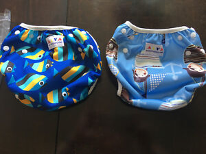 Brand New Alvababy Reusable Swim Diapers