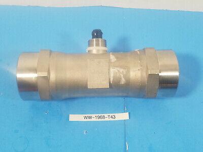 New Kimray Ksb111-120 Meter 1100 2 400gpm Flow Meter Turbine Flow Meter