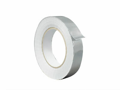 Wod Heavy-duty Aluminum Foil Tape For Hvac Air Ducts 1 In. X 50 Yds