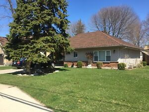 North End House for rent in Sarnia