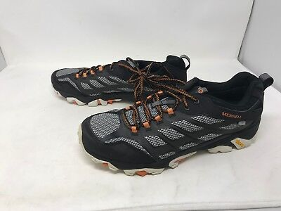 (Mens Merrell (J35769) Moab FST Low Hiking Shoes (3E))
