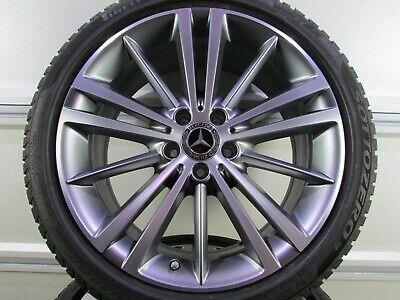 """Mercedes CLS C257 RDKS RDK 19"""" Winterkompletträder Winter Winterräder #5357"""