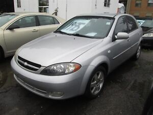 2007 Chevrolet Optra ONLY 166,000 klm's.!