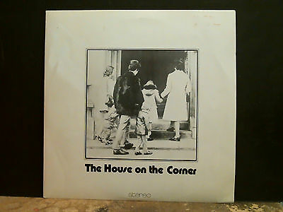 THE HOUSE ON THE CORNER  St. Brandon's Clevedon Bristol   LP  Choral Private