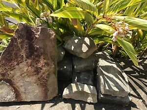 Sandstone Blocks and Rocks Castlecrag Willoughby Area Preview
