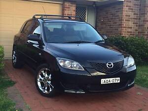 2004 Mazda Mazda3 Hatchback Hornsby Hornsby Area Preview