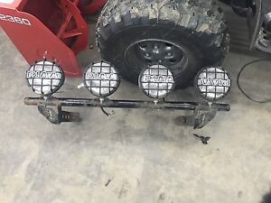F150 light bar.
