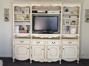 Wohlers bookcase/TV cabinet/buffet Tea Tree Gully Tea Tree Gully Area Preview