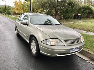 2001 FORD FALCON SR FACTORY GAS SYSTEM RWC Chadstone Monash Area Preview