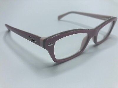 Ray-Ban Eyeglass Frames RB1550 3656 46-16-125 Pink Frames Only YOUTH 0086