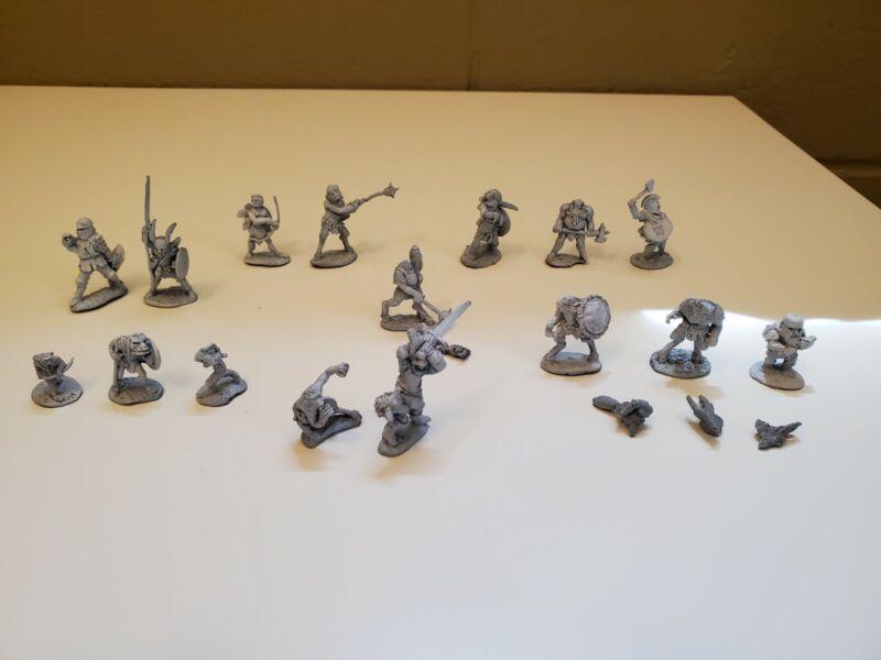 Runequest Citadel Broo Humanoid, Ral Partha, Grenadier Lead Miniatures Dungeons