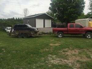 2006 dodge power wagon with 12 valve motor project!