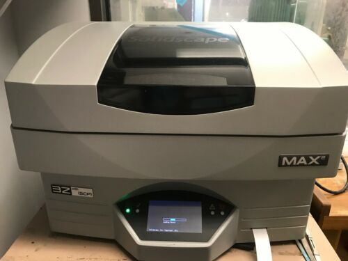 Solidscape Max2 3Z Printer