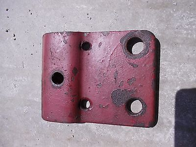 Farmall H Tractor Ih Ignition Switch Shutter Crank Holder Mounting Bracket