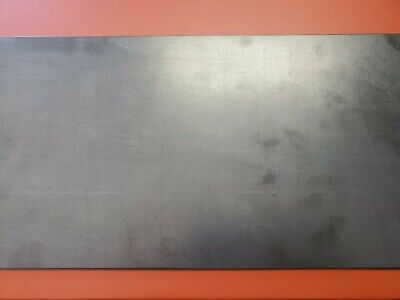 9 X 12 - 18 Gauge Steel Sheet Metal
