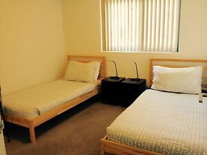Beautiful share room with two beds for rent. Only girls East Perth Perth City Area Preview