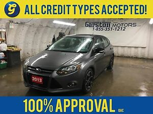 2013 Ford Focus SE*NAVIGATION *LEATHER*POWER SUNROOF*HEATED FRON