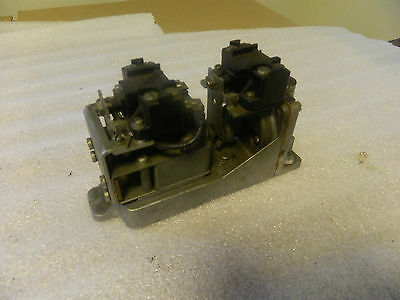 GE / General Electric Time Delay Relay, CR2820A 121AA2, .2-180 Sec, 110V Used