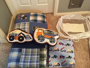 Truck Bedding - Twin Bed