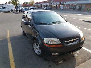 2007 Chevy Aveo 100000km