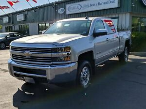 2018 Chevrolet Silverado 2500HD LT BACK UP CAMERA/TOW PACKAGE...