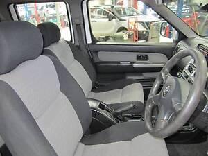 2008 Nissan Navara STR Dual cab Ute Horsham Horsham Area Preview