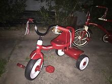 Tricycle Radio Flyer flip n fold Tighes Hill Newcastle Area Preview